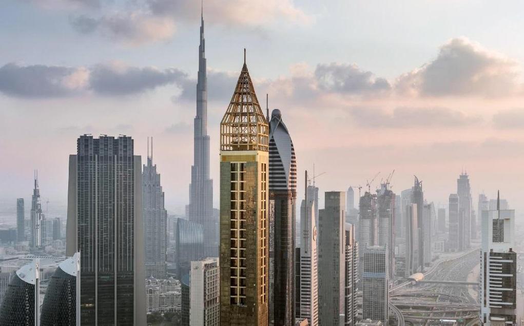 Gli hotel dei record il pi alto il pi grande il pi for Il piu alto dei cieli cruciverba