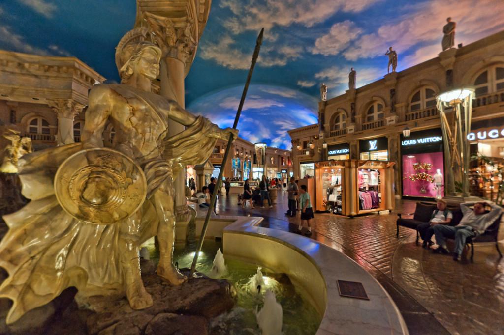 i migliori alberghi di Las Vegas