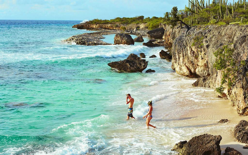 isola caraibica di Bonaire nelle Antille Olandesi
