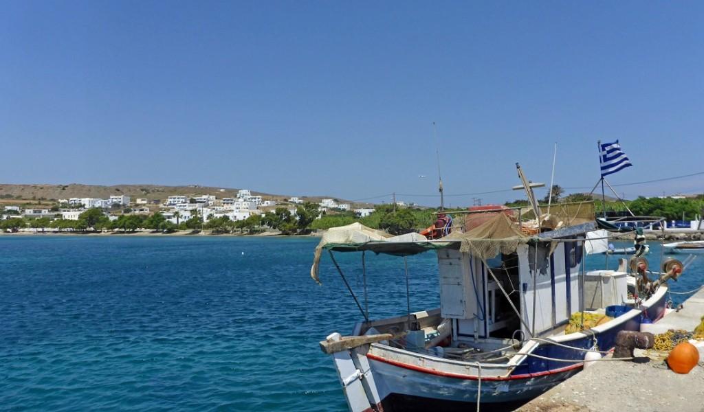 isola di Astypalea nel Dodecanneso