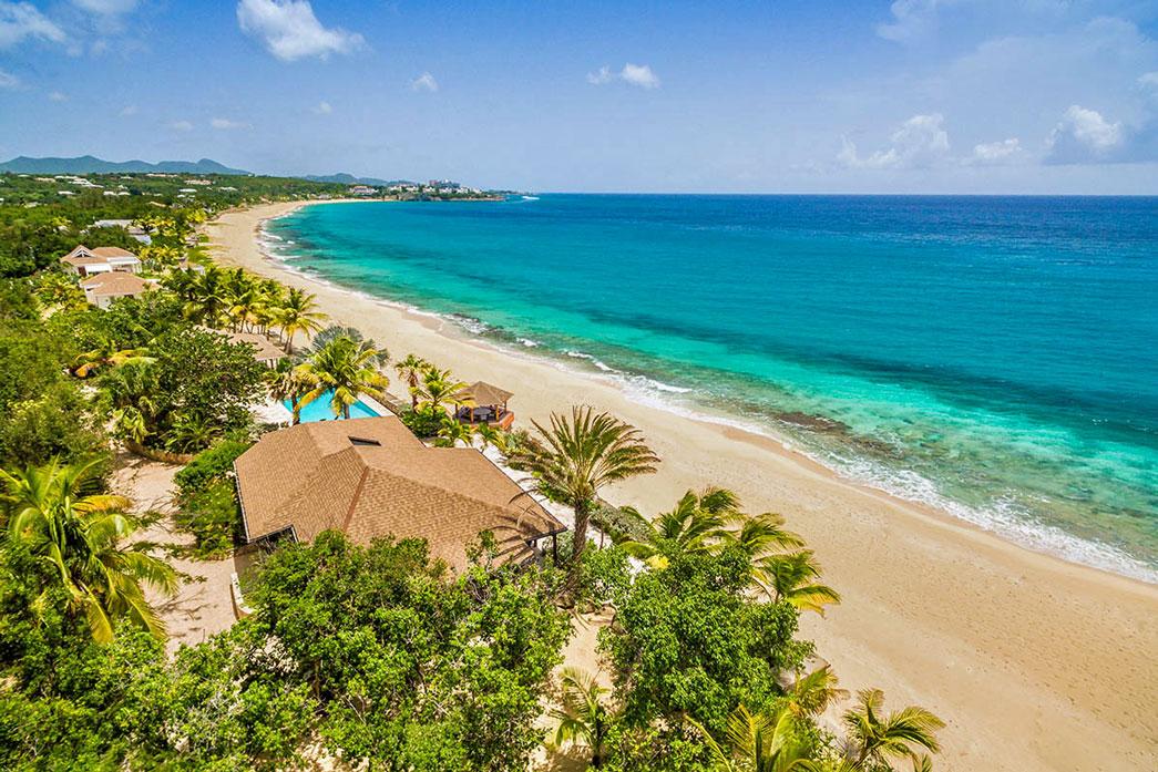 L isola di saint martin nei caraibi cosa vedere le citt for Isola di saint honore caraibi