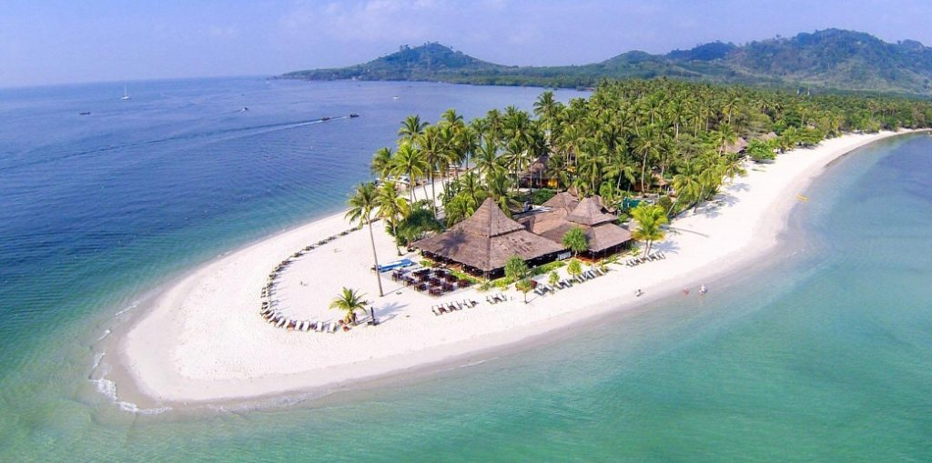 isole della thailandia