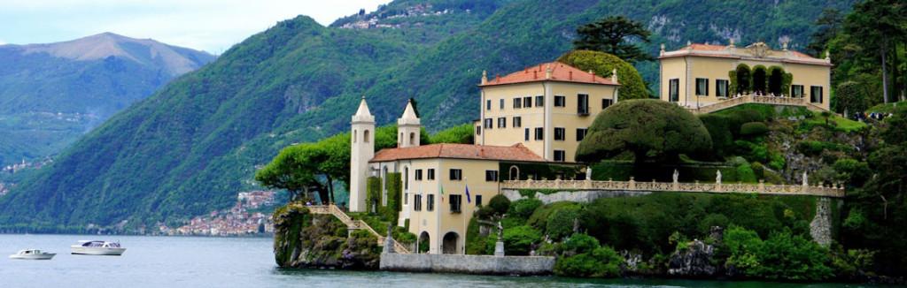 lago di Como da Lenno e Tremezzina a Menaggio
