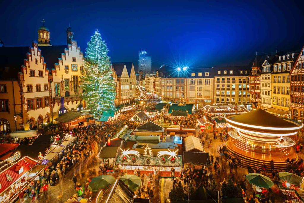 mercatini di Natale più belli d'Europa