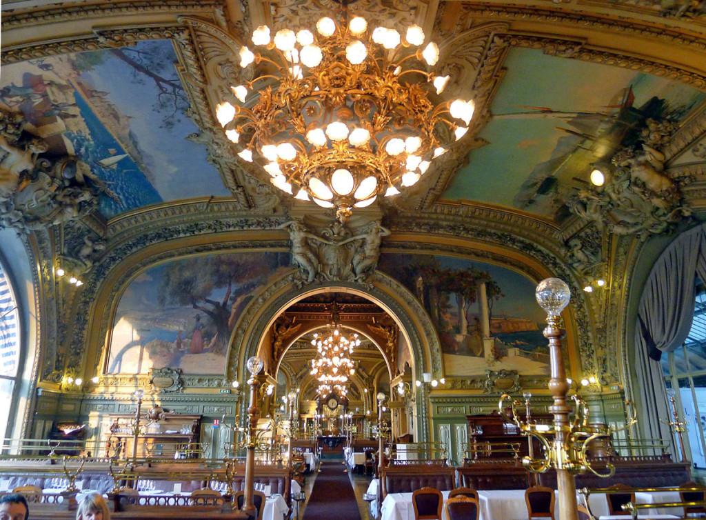 migliori brasserie di Parigi