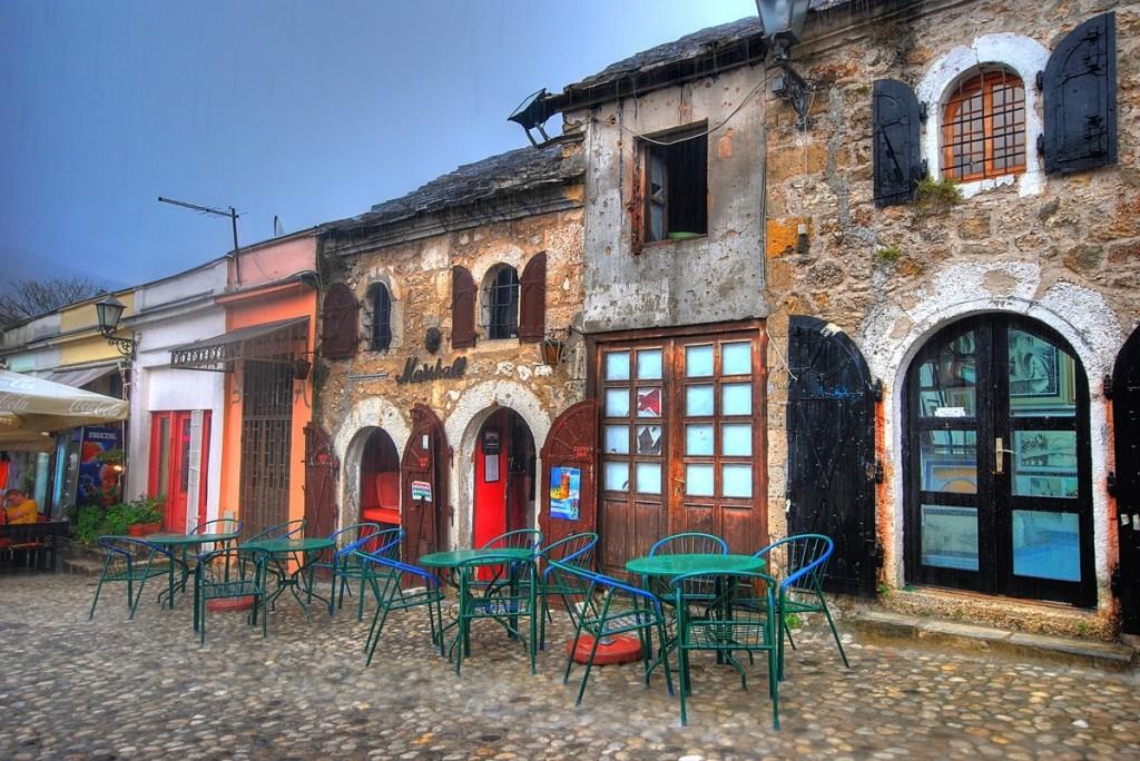 Mostar in Erzegovina