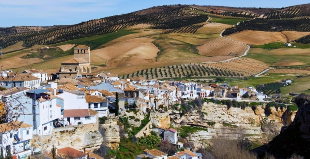 paesi dell'Andalusia più belli Alhama
