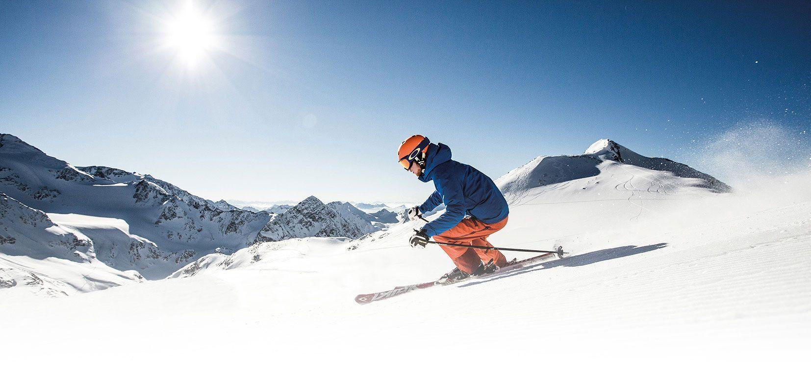 dove sciare d'autunno