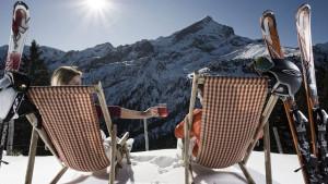 sciare a Garmisch-Partenkirchen