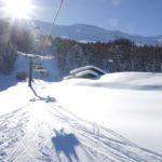 sciare a Pila
