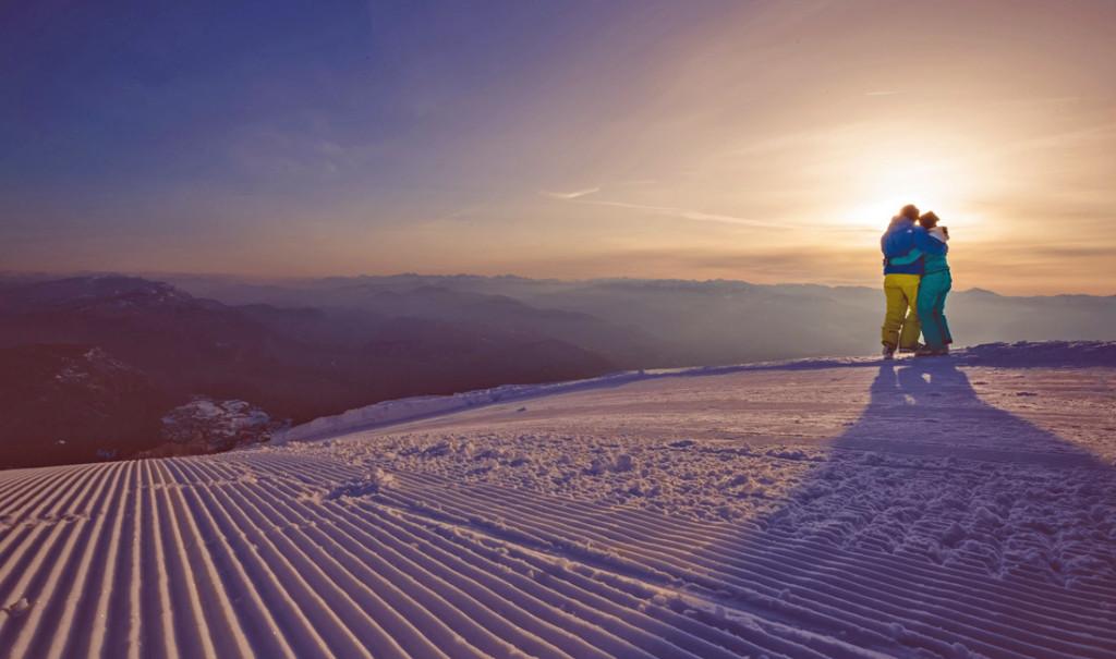 sciare alla Paganella