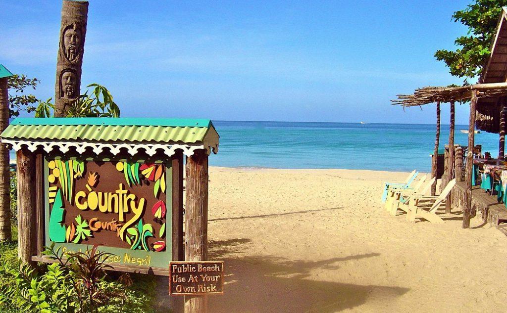 spiagge della Jamaica