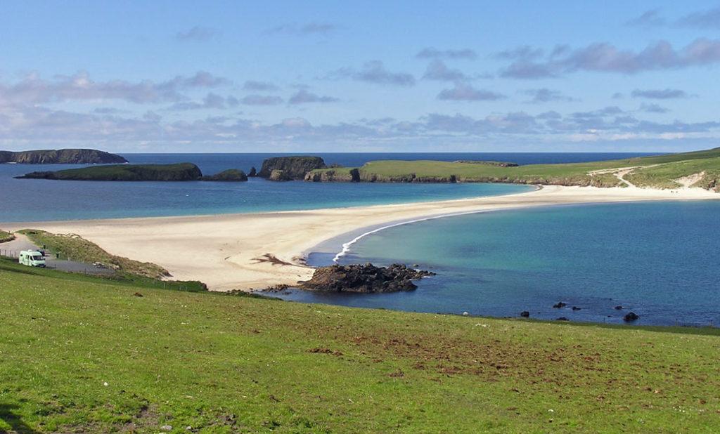Spiagge della Scozia