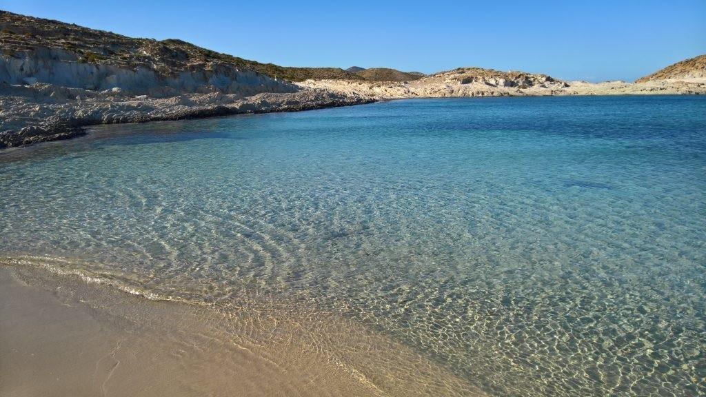 spiagge di Antiparos