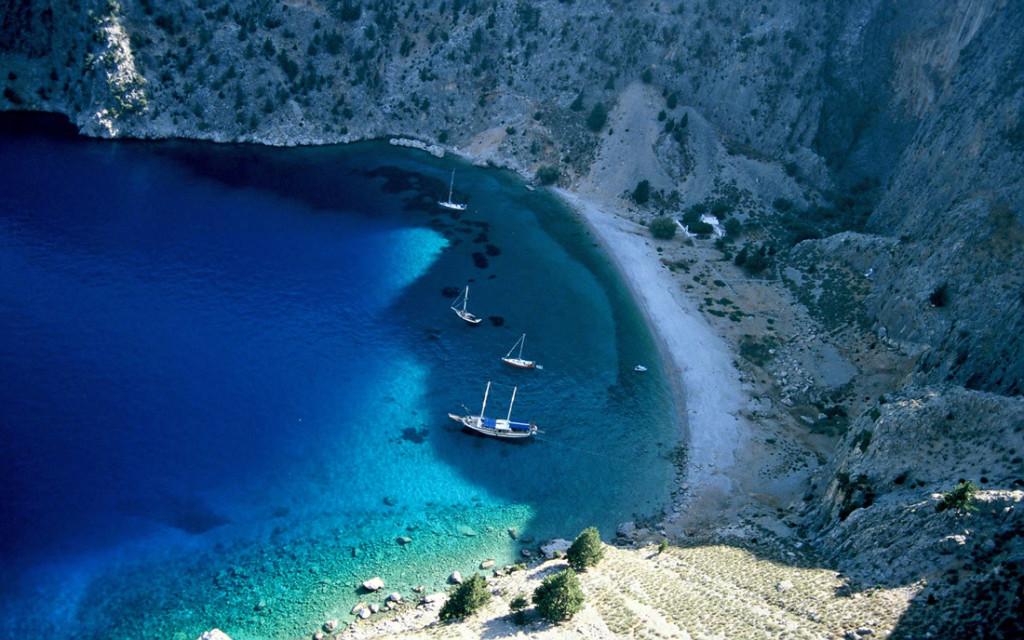 spiagge di Symi nel Dodecanneso