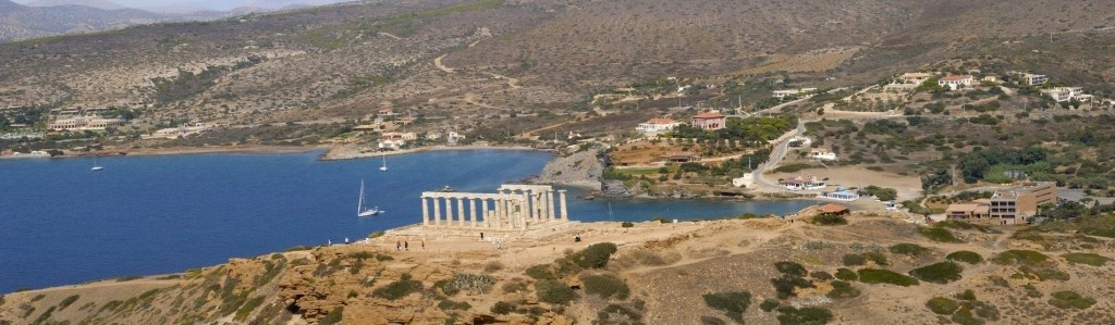 tempio di Poseidone a capo Sunio