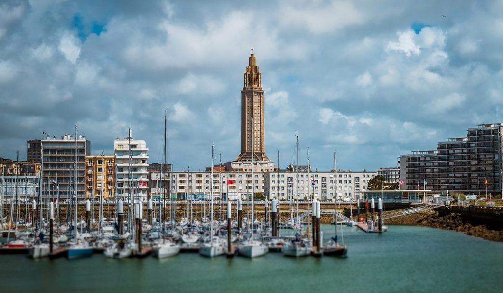 vedere Le havre