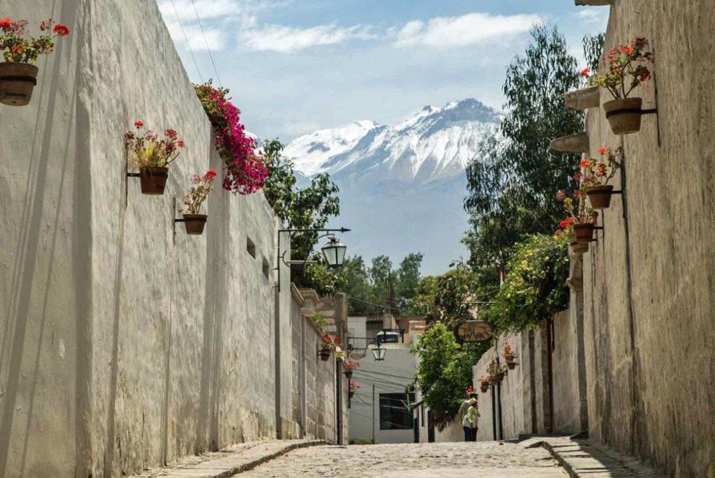 vedere a Arequipa