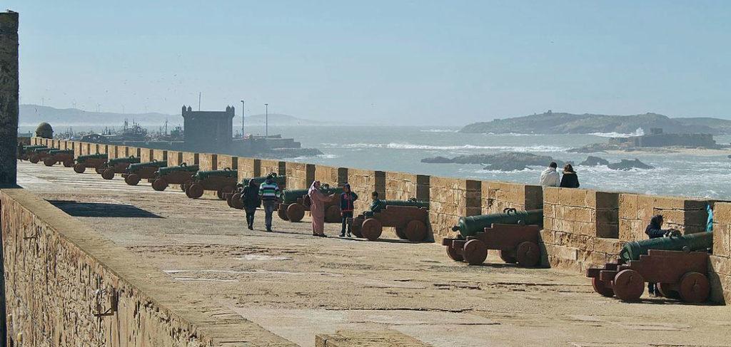 vedere a Essaouira