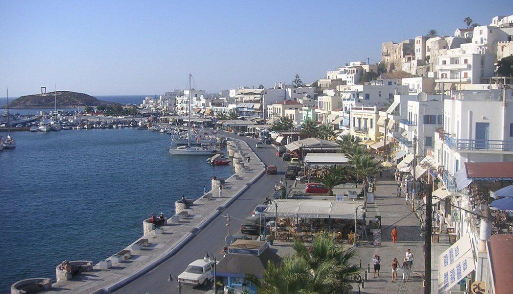 vedere a Naxos
