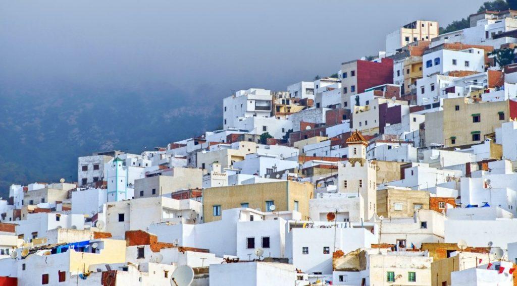 vedere a Tangeri