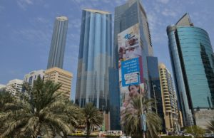 vedere ad Abu Dhabi