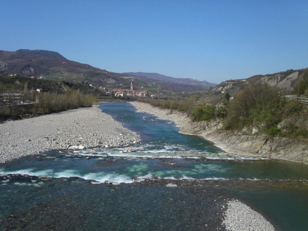 vedere e da mangiare a Bobbio e in Val Trebbia