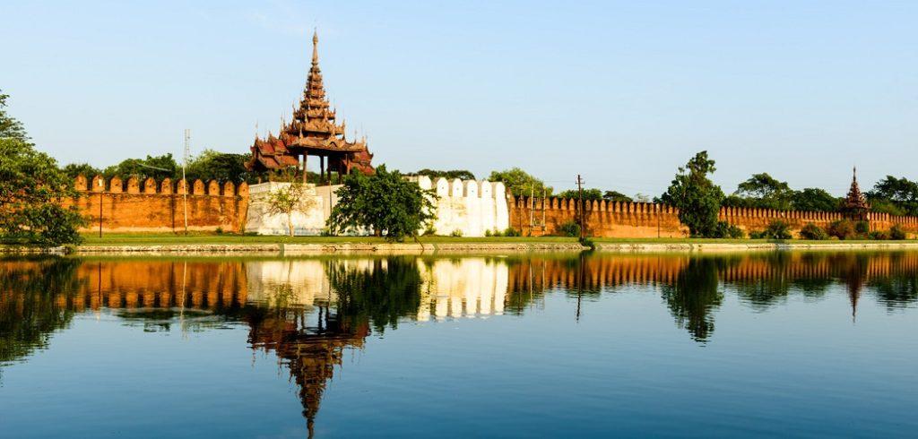 vedere in Myanmar