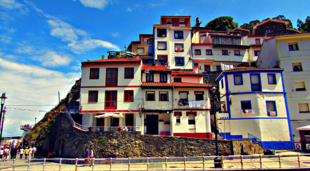 vedere nelle Asturie