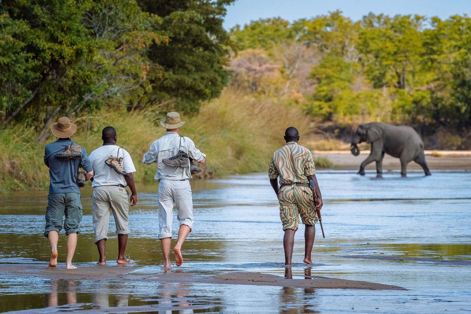 viaggio nello zambia